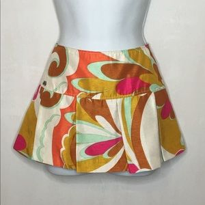 Miss Sixty Mod 60s Vibe Miniskirt In Size XS